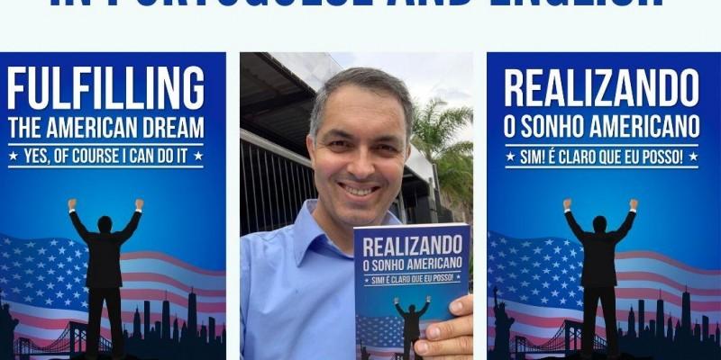Meu Livro está disponível na Amazon em duas versões, Inglês e Português