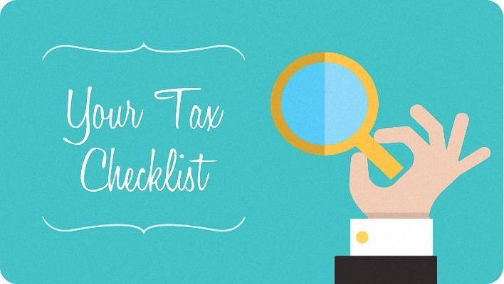 Tax Check List