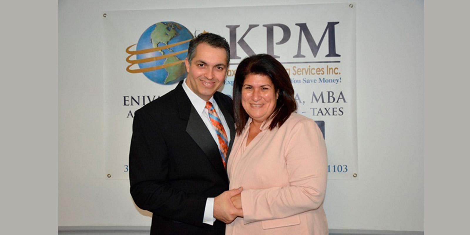KPM Accounting abre filial em Newark-NJ