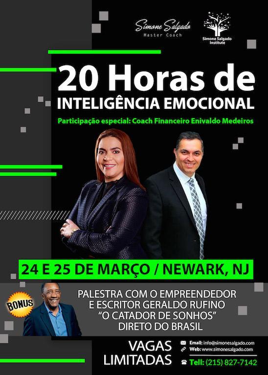 20 Horas de Inteligência Emocional